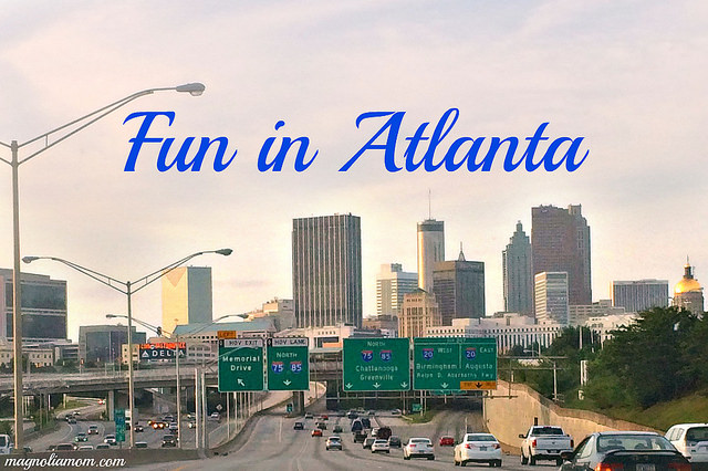 Atlanta Staycation 2014 Wrap Up