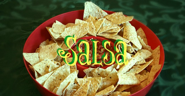 Salsa {like Chili's}